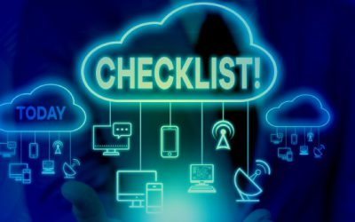 SOC 1 Audit Checklist