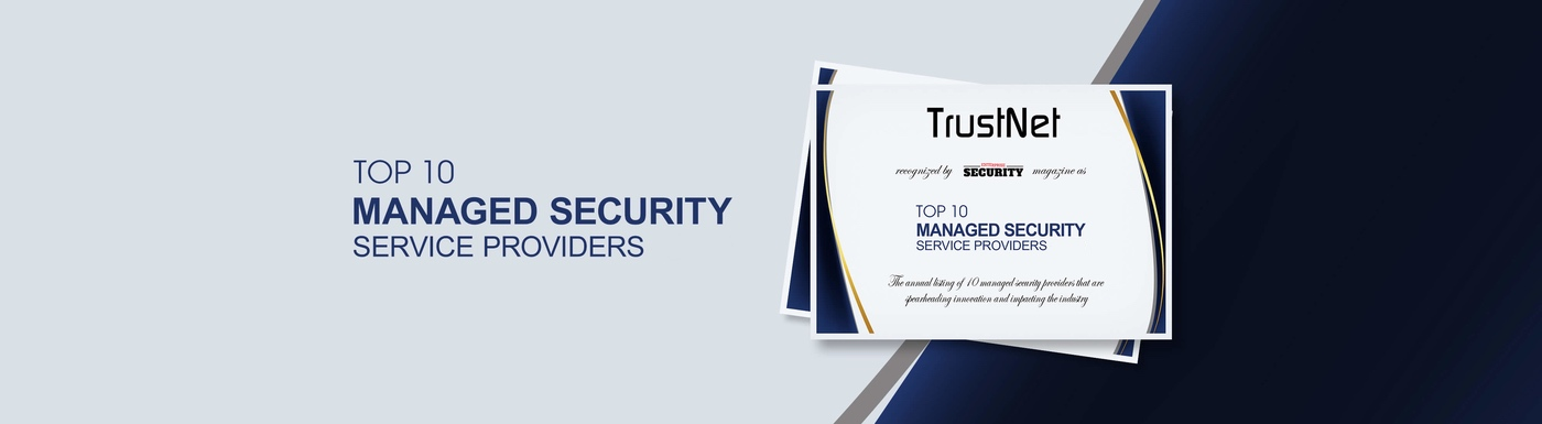 top 10 managed security